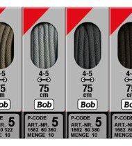 Bob veters rond 75 cm